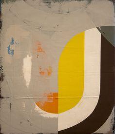 "Jeff Depner, ""Lapdog"", acrylic on canvas, 15"" x 13"", 2009"