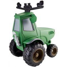 Disney Planes Tractor Buck Vehicle, Multicolor