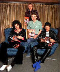 Queen in Japan - 1979