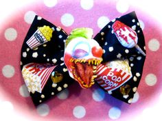 Killer Klowns from Outer Space Popcorn Clown by PinkPandemonium, $8.00