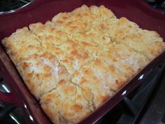 Butter Dips Biscuits (No Kneading)   Plain Chicken®