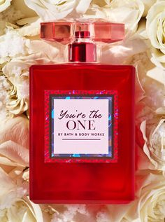 You're the One Eau de Parfum | Bath & Body Works Christmas Scents, Christmas Ideas, First Perfume, Youre The One, Perfume Collection, Fragrance Mist, Smell Good, Bath And Body Works, Body Care