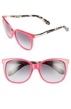 c9edd9ac10c4 KATE SPADE NEW YORK julieanna 54mm sunglasses.  katespadenewyork   New York  Style