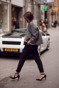 RAINY LONDON...