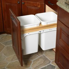 Kitchen trash