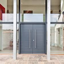 Image Result For Grey Front Entrance Design Door Matching Aluminium