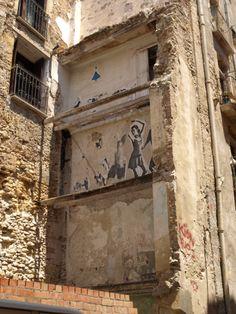 Tarragona wall. #streetart #urbanart
