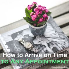 Arriving late to meetings and appointments can be a real buzzkill. Fortunately, there are ways you can arrive on… http://itz-my.com