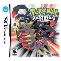 Pokemon Platinum Version (Nintendo DS)