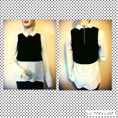 Charlotte Russe Blouse Charlotte Russe blouse worn once! Make me an offer! Charlotte Russe Tops Blouses