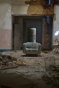 "Lindsay's ""Forest Haven Asylum"""