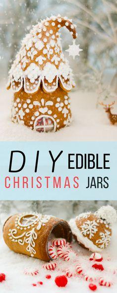 MAKE THESE EDIBLE CHRISTMAS GIFTS!!