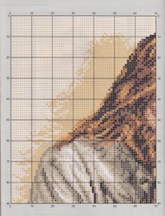 Gallery.ru / Фото #1 - 6 - inia Cross Stitch Boards, Cross Stitch Alphabet, Simple Cross Stitch, Counted Cross Stitch Patterns, Knitting Room, The Cross Of Christ, Religious Cross, Cross Stitching, Embroidery Stitches