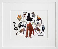 Brendan Wenzel illustration