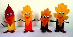 - Fall Crafts For Toddlers Easy Diy Crafts, Diy Crafts For Kids, Fun Crafts, Arts And Crafts, Fall Crafts For Toddlers, Toddler Crafts, Autumn Crafts, Nature Crafts, Diy Niños Manualidades