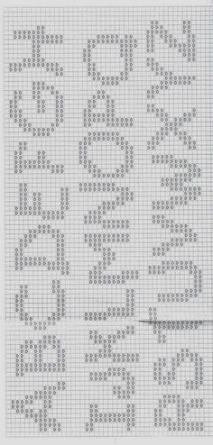 Thrilling Designing Your Own Cross Stitch Embroidery Patterns Ideas. Exhilarating Designing Your Own Cross Stitch Embroidery Patterns Ideas. Cross Stitch Alphabet Patterns, Cross Stitch Letters, Cross Stitch Baby, Stitch Patterns, Hand Embroidery Patterns, Beading Patterns, Cross Stitching, Cross Stitch Embroidery, Plastic Canvas Letters