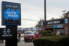 All new Posh Wash