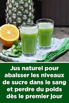 Natural Juice to Lower Blood Sugar Levels and Lose Weight in . Detox Drinks, Healthy Drinks, Healthy Food, Nutrition Drinks, Healthy Recipes, Jus Detox, Health Cleanse, Cleanse Detox, Healthier Together