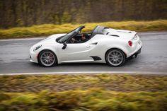 nice 2016 Alfa Romeo 4C Spider (11) Check more at http://www.cars.onipics.com/2016-alfa-romeo-4c-spider-11/