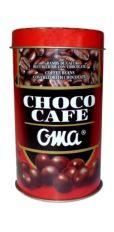 Choco Café OMA (Colombia): Granos de café tostados, cubiertos con un suave chocolate, que combina de manera perfecta la fuerza del café y dulce del chocolate.  <3 <3 <3 Son un vicio! Lástima que no se consigan en Venezuela.