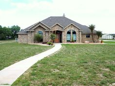 2570 Country Club Road, San Angelo, TX.  COUNTRY CHARM CLOSE TO THE CITY!  Meticulous 3 bed/2 bath home, lots of upgrade, 1.25 acres, 900+ sq ft workshop w/electric & insulated.  Newly reduced to $377,500.  Call Debbie @ 325-895-0937