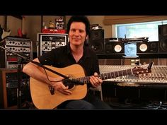 How to Record Acoustic Guitar - Warren Huart: Produce Like A Pro - YouTube