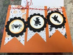 12 Cards of Halloween! Card #3 2017