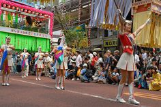 Events i Japan i juli