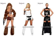 Women's Halloween Costumes Based On Male Characters That Really Don't Need To Exist