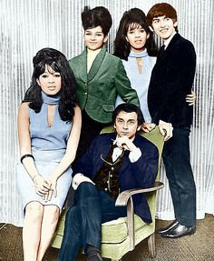 ronettes, phil spector, George Harrison