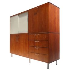Cees Braakman ''Made to Measure'' Cabinet for UMS Pastoe, 1955 1