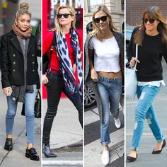 How Karlie Kloss Got All of Hollywood to Wear Frame Denim  #InStyle