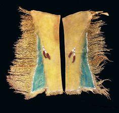 Comanche Leggings | | Cayuse Western Americana