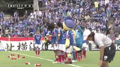 [J1 第26節]横浜FM 0-0 甲府 @ニッパツ三ツ沢球技場 2014/09/27