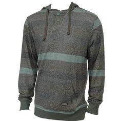 Billabong Mens Knit Daily Henley Grey