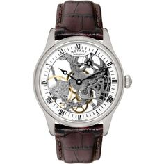 Rotary Men's Mechanical Watch with Silver Dial Analogue Display and Brown Leather Strap GS02521/06 Rotary http://www.amazon.co.uk/dp/B005CVKCW8/ref=cm_sw_r_pi_dp_6nedub0X23Y9Z