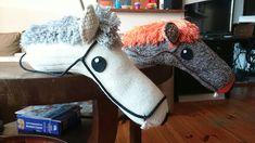 Konik na patyku, horse diy