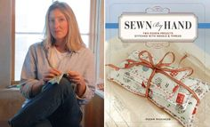 Meet Artist Susan Wasinger   Win a Copy of Her New Book, Sewn by Hand!