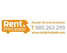 Diseño de pegatinas Rent Principado (2012)