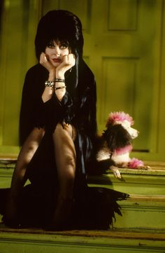 Think, Elvira. Think!