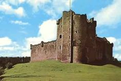 Doune Castle - the location for most castle scenes in Monty Python and the Holy Grail.