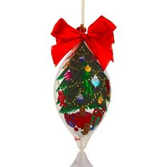 HSN Cares Carlos Falchi 2012 Heart Ornament at HSN.com.