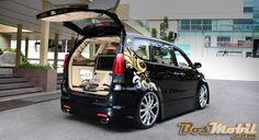 Modif Toyota Avanza : Alphard Mini Yang Elegant #BosMobil #MobilModifikasi #infomodifikasi
