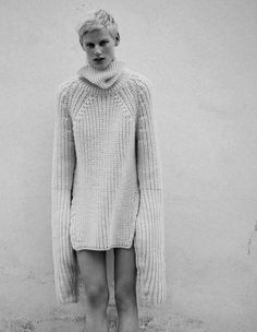 Saskia de Brauw by Mert & Marcus for Vogue Paris September 2013