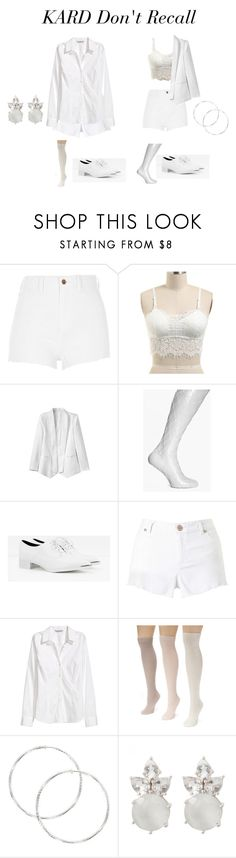 """""""KARD Don't recall"""" by jackiestarlight on Polyvore featuring River Island, Boohoo, CHARLES & KEITH, Miss Selfridge, H&M and Muk Luks"""