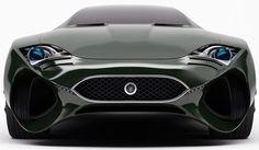Jaguar XKX concept, 2012