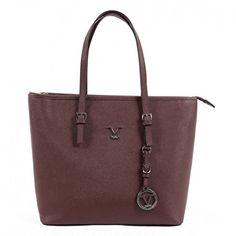 SUPTG Dark Red ONE SIZE Versace 19.69 Abbigliamento Sportivo Milano Italia Handbag VE010 CLARET RED