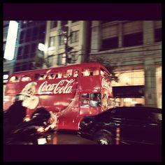 Christmas Bus :)