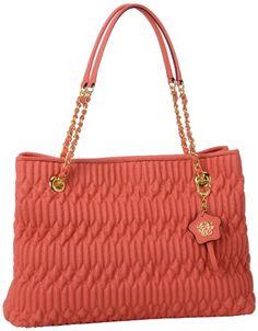 Jessica Simpson Pretty Whisper Shoulder Bag,Coral,One Size Jessica Simpson,http://www.amazon.com/dp/B00A3NZSSS/ref=cm_sw_r_pi_dp_rMNrtb0E2CZH97CZ