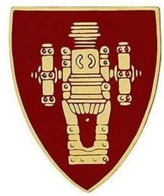Field Artillery School Unit Crest (No Motto)